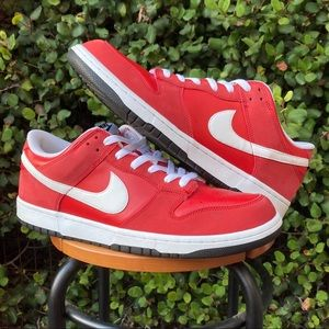 2012 Nike Dunk Low Varsity Sport Red White SB 13